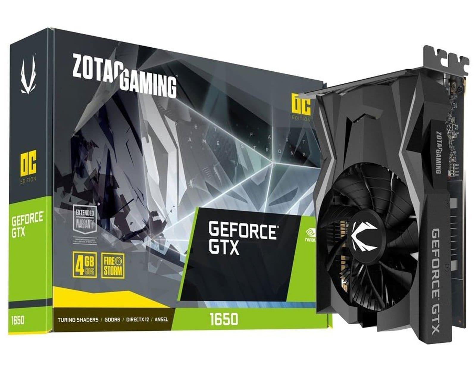 Gaming PC Intel Core i5-10400F / Zotac GeForce GTX 1650 4GB / 240GB SSD / 8GB DDR4 / WIN 10 PRO - 5