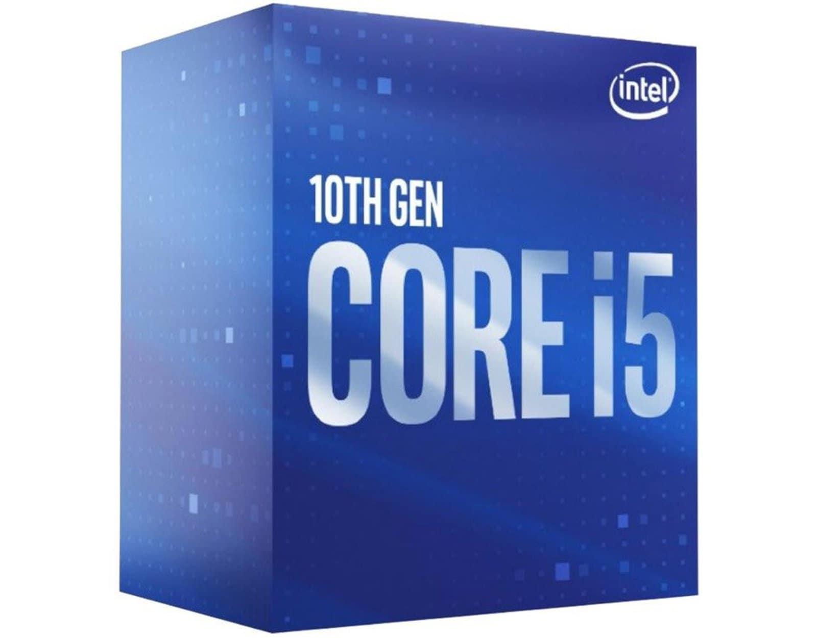 Komputer gamingowy Intel Core i5-10400F / Zotac GeForce GTX 1650 4GB / 240GB SSD / 16GB DDR4 / WIN 10 PRO - 4