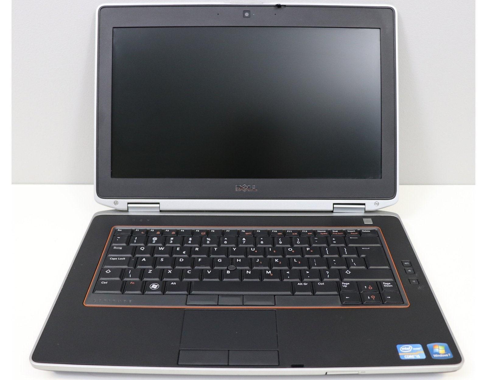 Laptop Dell Latitude E6420 i5 - 2 generacji / 4GB / 320 GB HDD / 14 HD+ / Klasa A- - 2