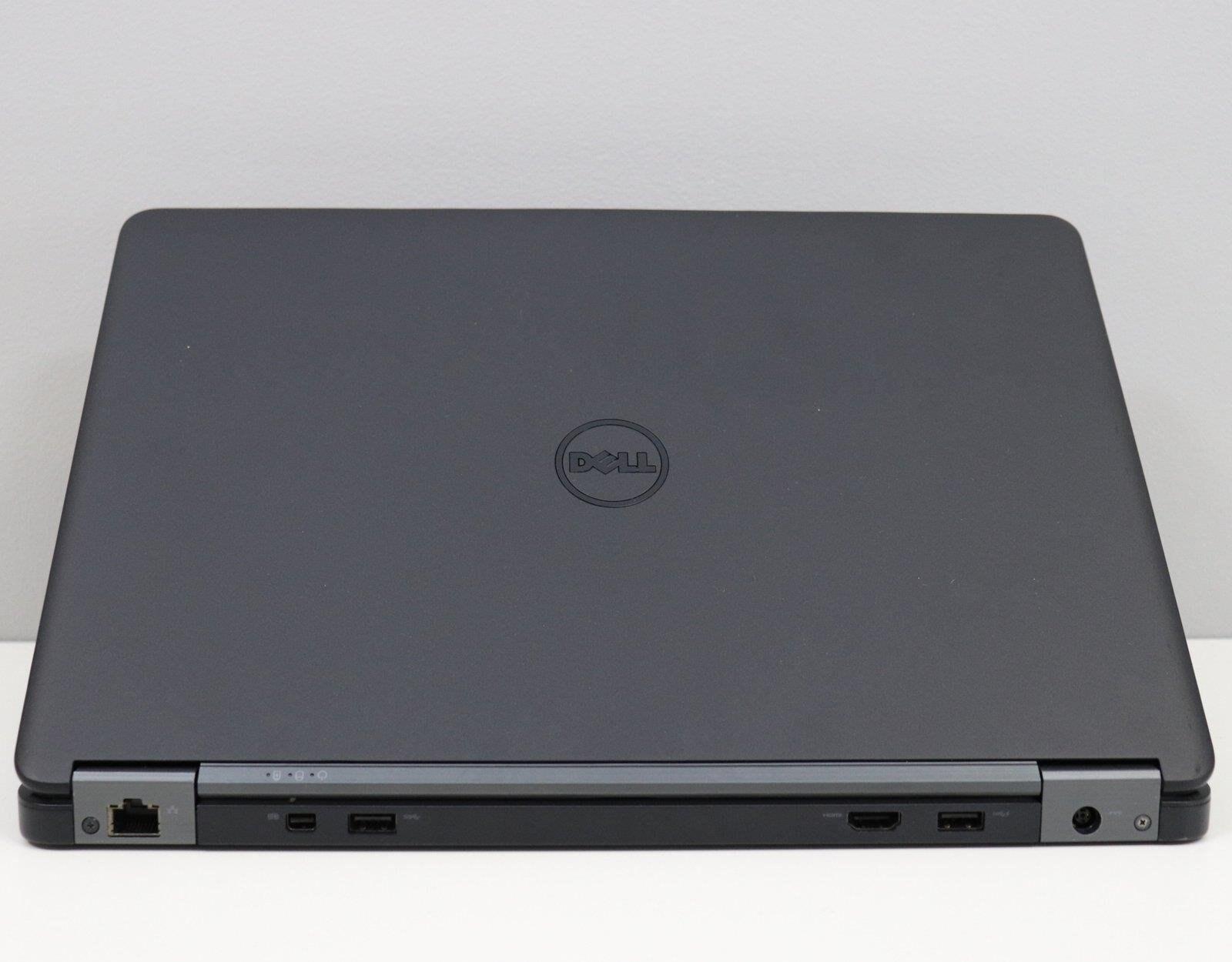 Laptop Dell Latitude E7450 i5 - 5 generacji / 8 GB / 250 GB HDD / 14 HD / Klasa A- - 5