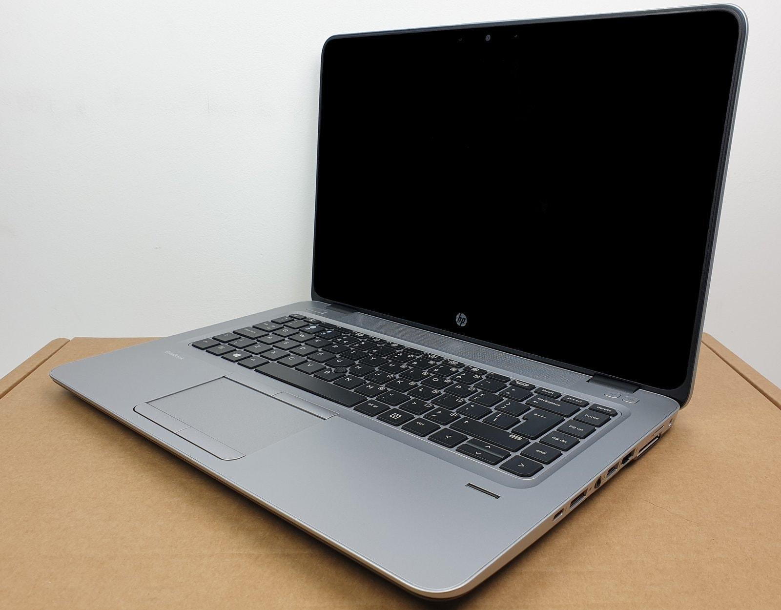 Laptop HP EliteBook 840 G3 i7 - 6 generacji / 16 GB / 240 GB SSD / 14 FullHD DOTYK / Klasa A- - 4