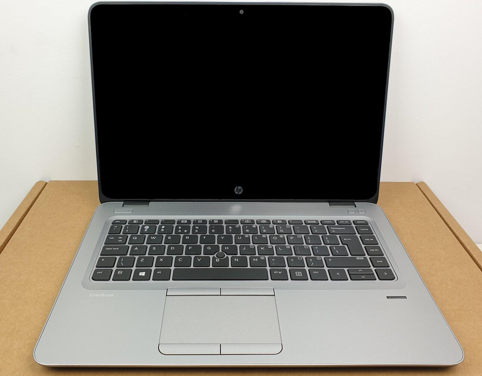 Laptop HP EliteBook 840 G3 i7 - 6 generacji / 8 GB / 240 GB SSD / 14 FullHD DOTYK / Klasa A- - 2