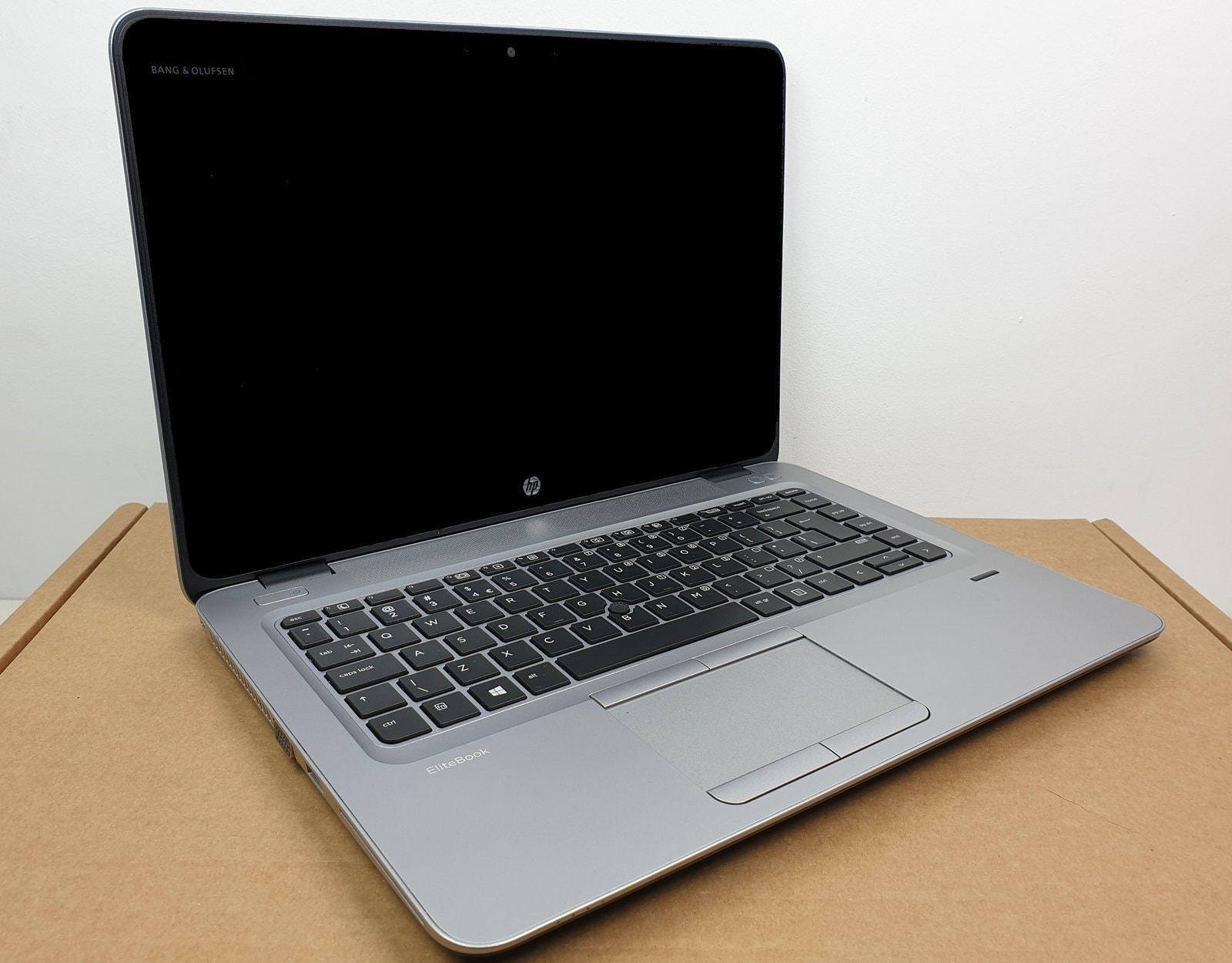 Laptop HP EliteBook 840 G3 i7 - 6 generacji / 8 GB / 250 GB HDD / 14 FullHD DOTYK / Klasa A- - 3
