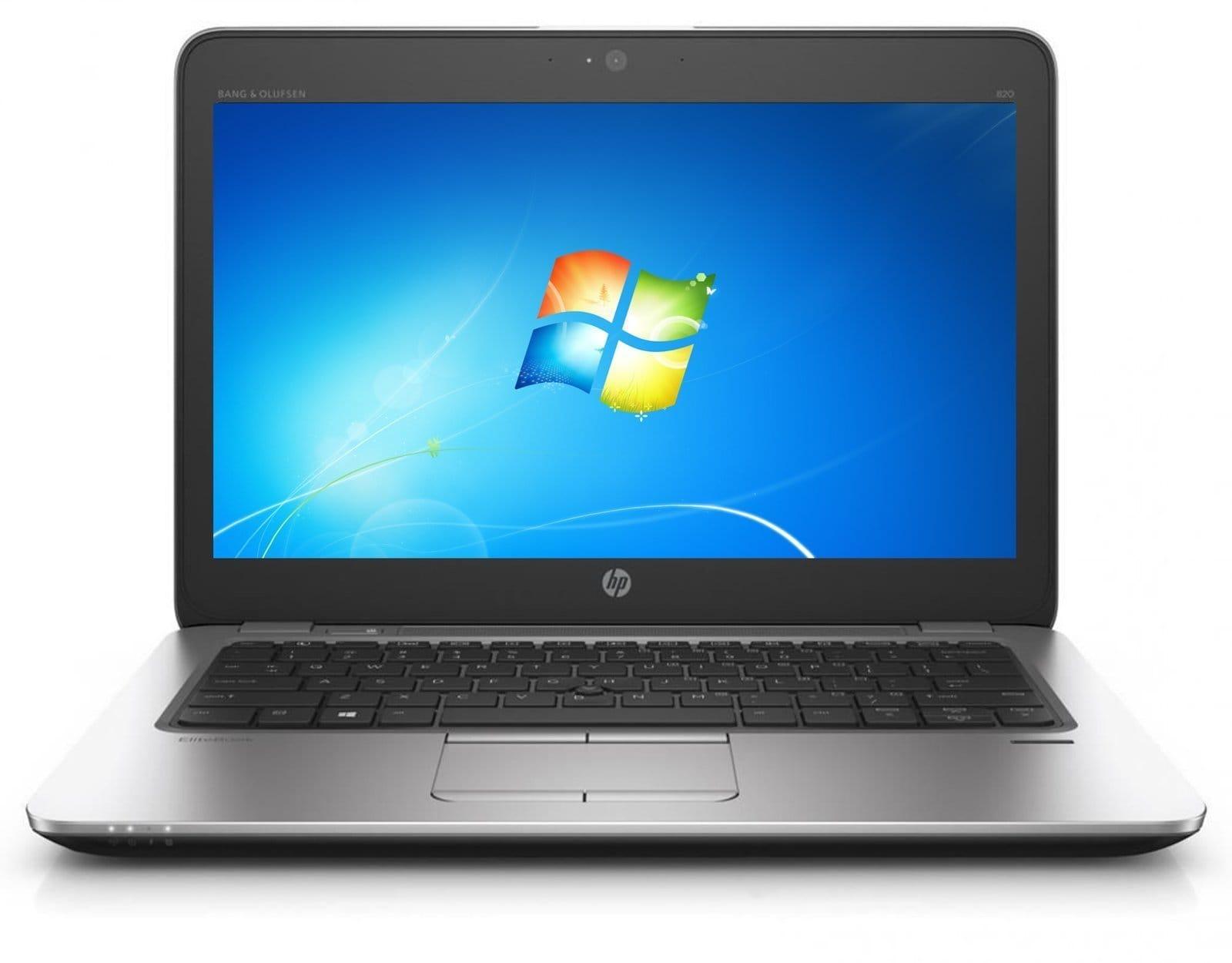 Laptop HP EliteBook 840 G3 i7 - 6 generacji / 8 GB / 480 GB SSD / 14 FullHD DOTYK / Klasa A- - 1