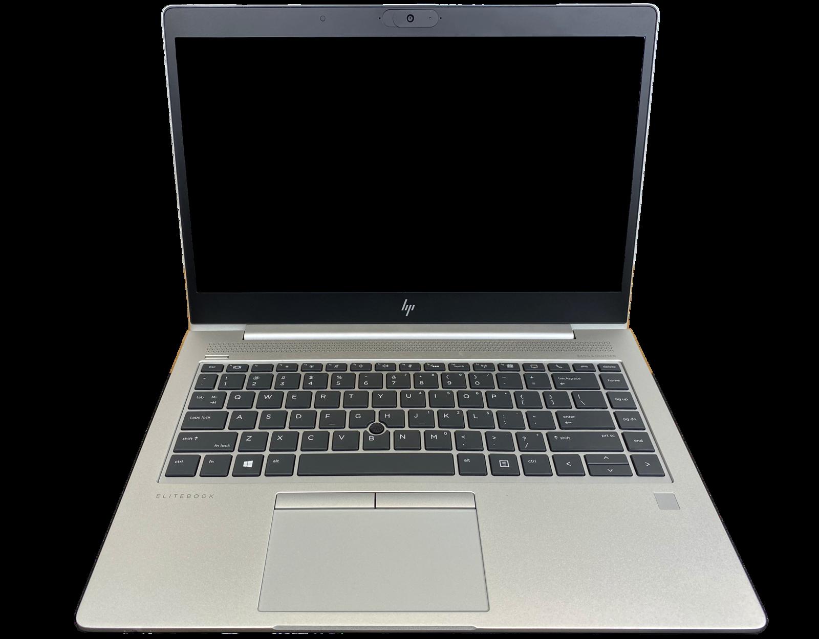 Laptop HP EliteBook 840 G6 i5 - 8 generacji / 16 GB / 480 GB SSD / 14 FHD / Klasa A- - 2