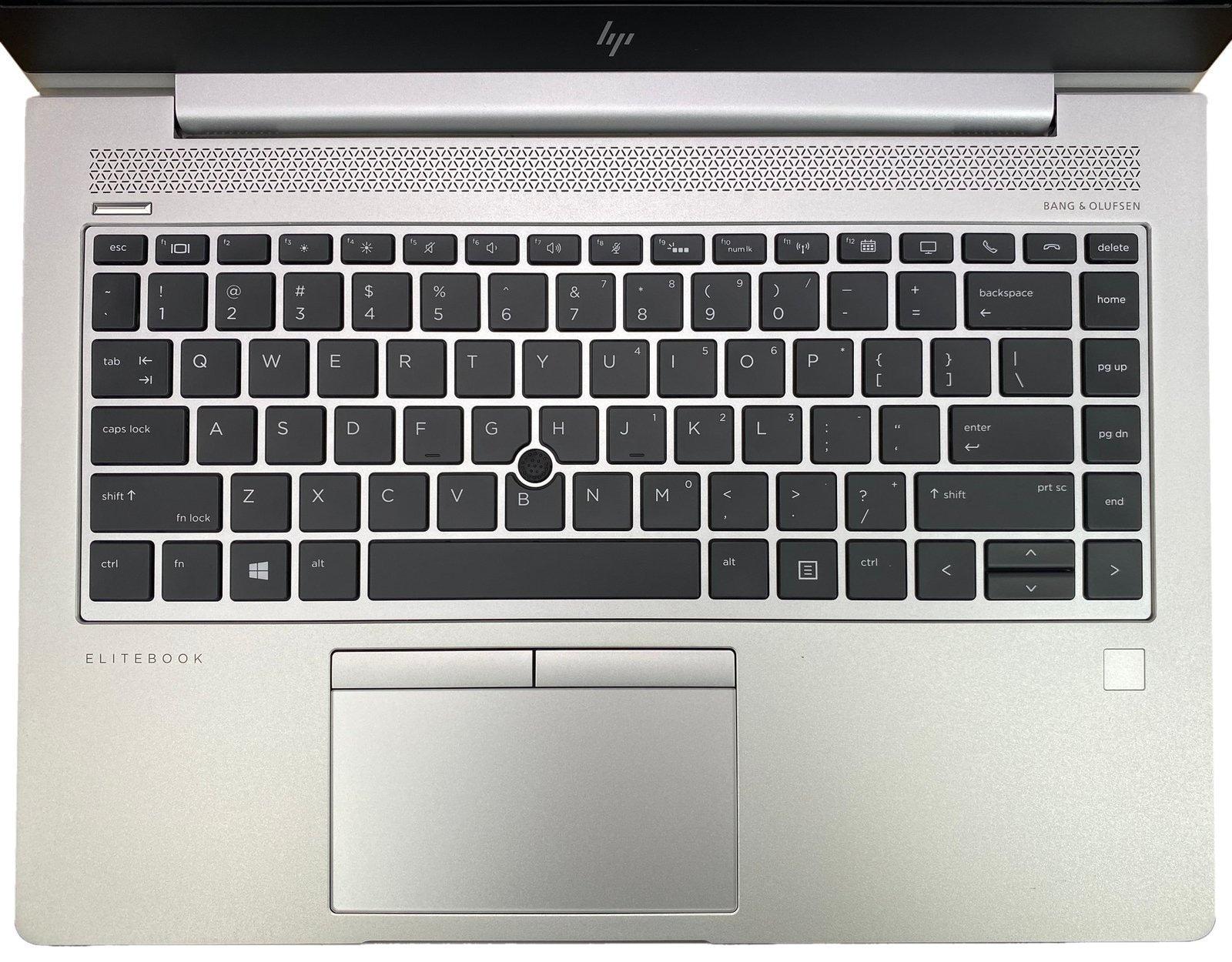 Laptop HP EliteBook 840 G6 i5 - 8 generacji / 4 GB / 240 GB SSD / 14 FHD / Klasa A- - 5