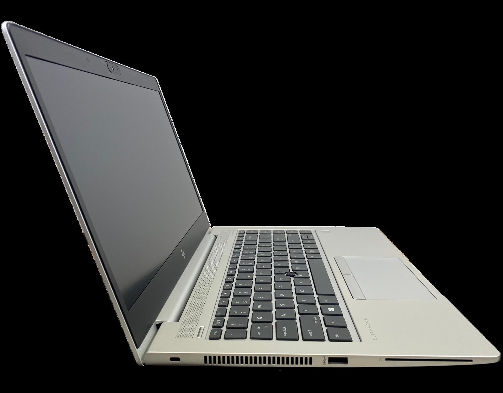 Laptop HP EliteBook 840 G6 i5 - 8 generacji / 4 GB / 240 GB SSD / 14 FHD / Klasa A- - 3