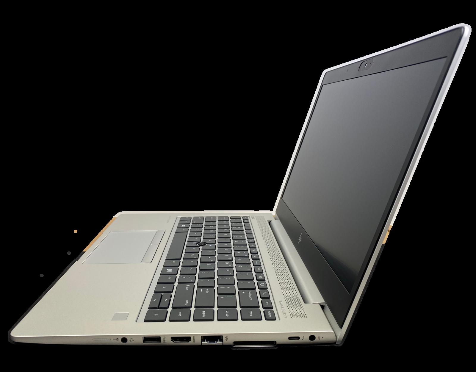 Laptop HP EliteBook 840 G6 i5 - 8 generacji / 4 GB / 240 GB SSD / 14 FHD / Klasa A- - 4