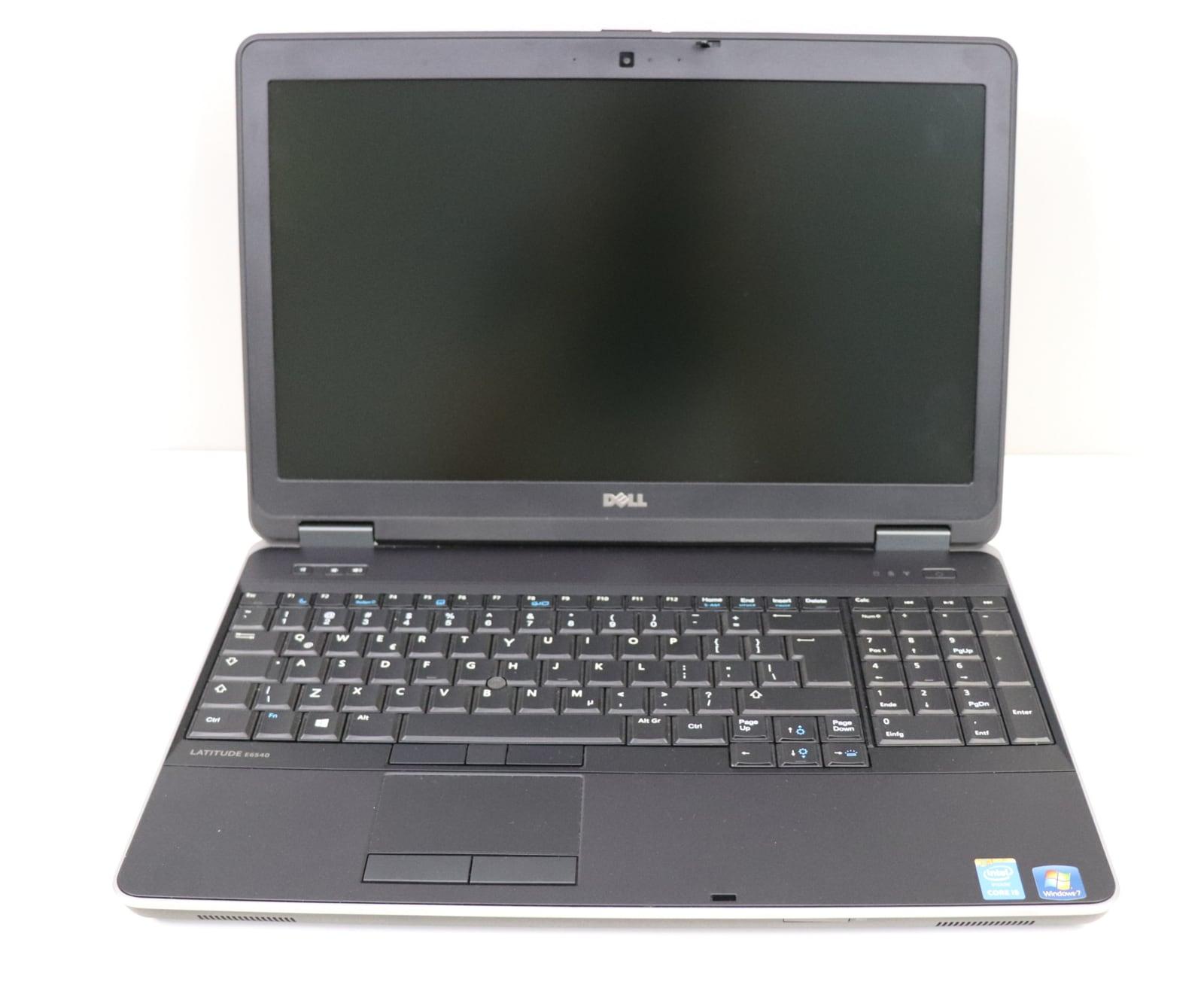Laptop Dell Latitude E6540 i7 - 4 generacji / 16GB / 240 GB SSD / 15,6 HD / Klasa A- - 2