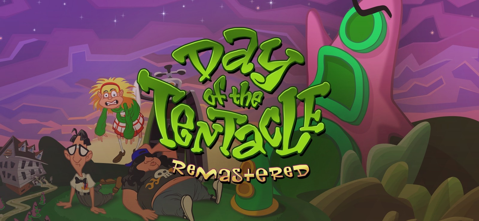 Day of the Tentacle Remastered Steam Key GLOBAL - 2