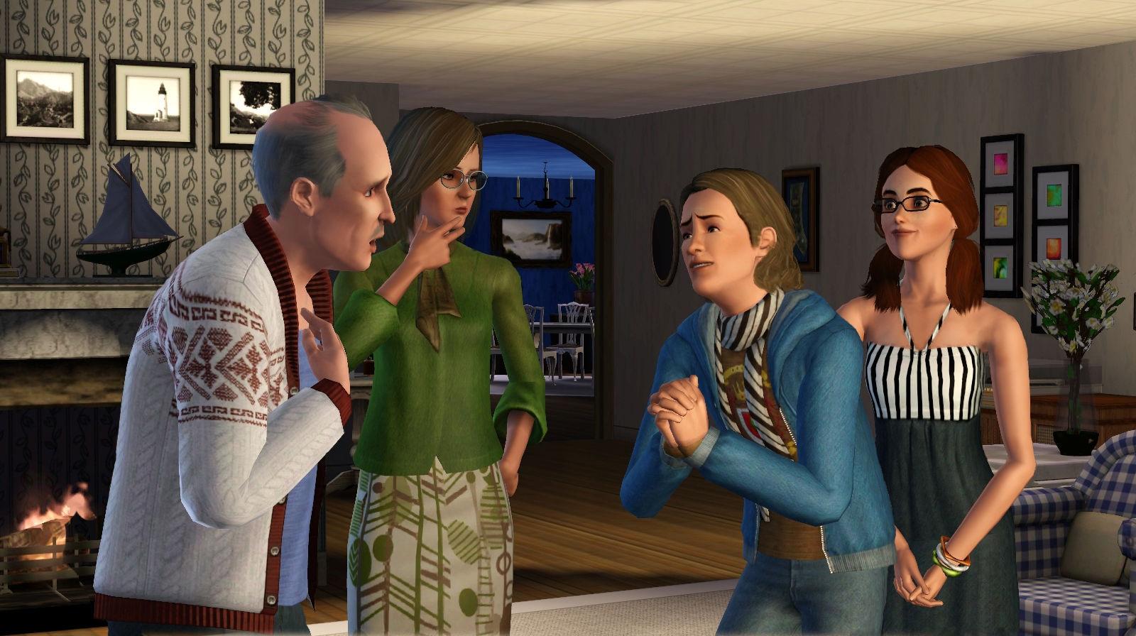 The Sims 3: Generations Origin Key GLOBAL - 4