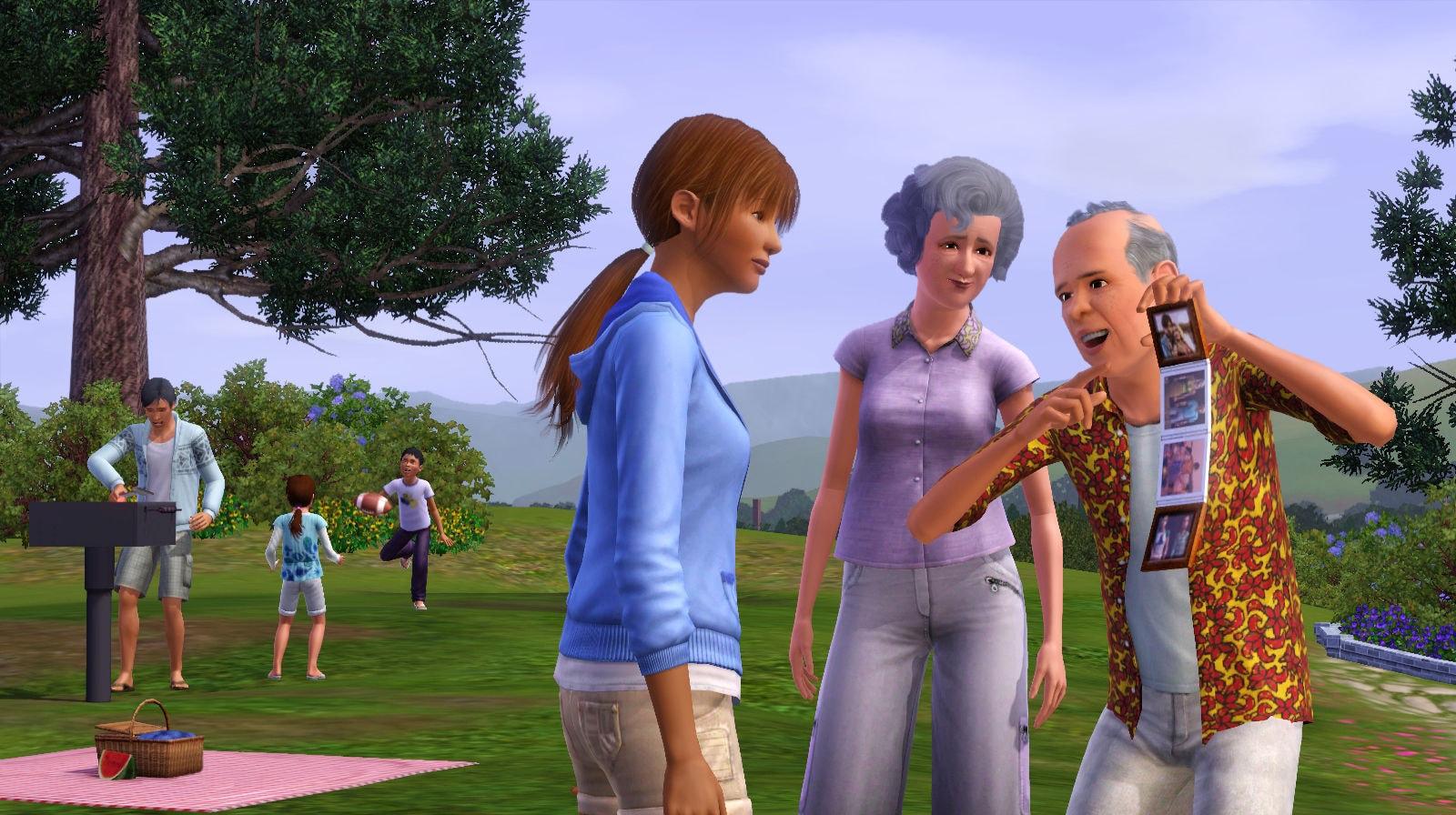The Sims 3: Generations Origin Key GLOBAL - 3