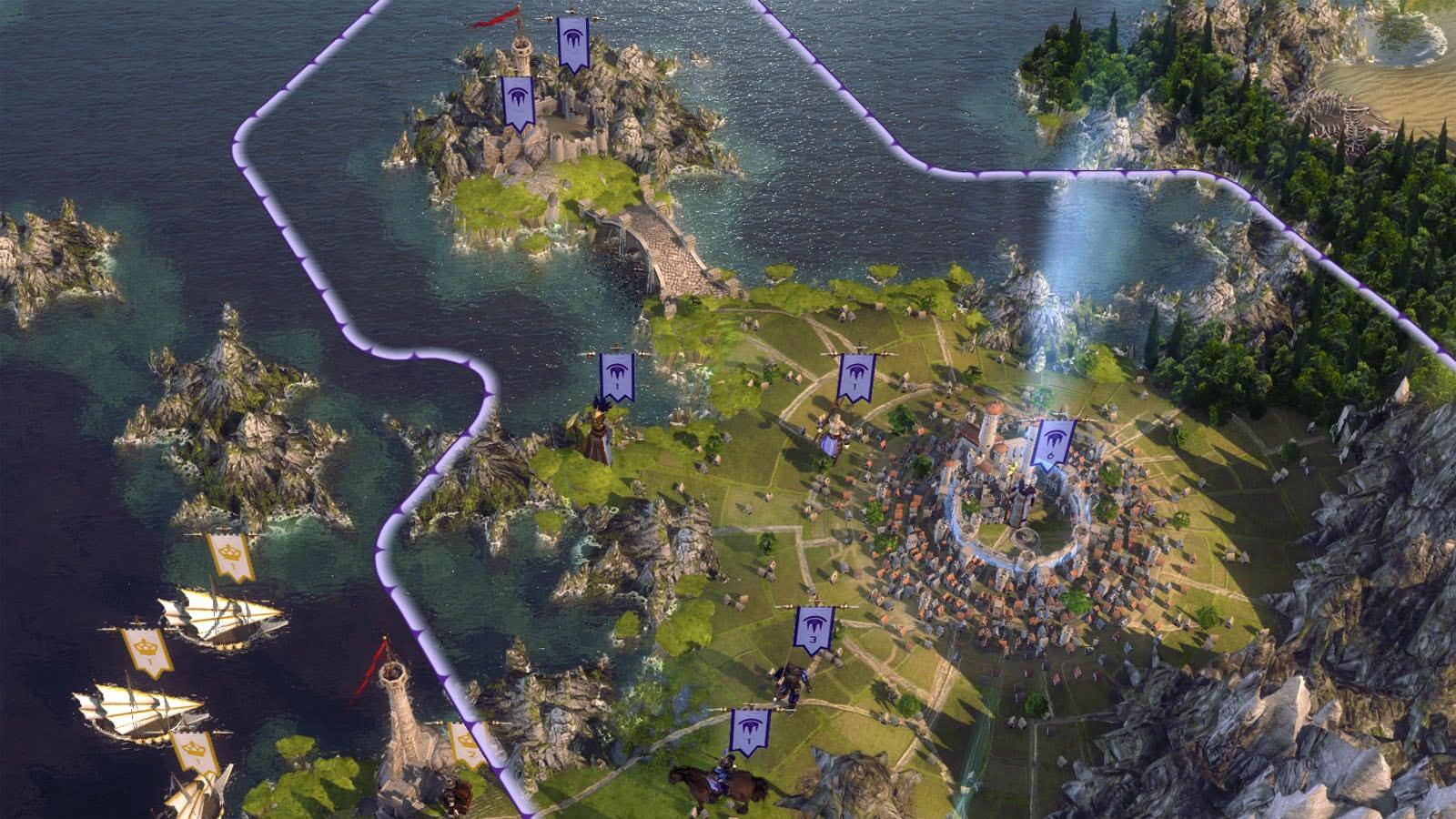 Age of Wonders III Collection Steam Key GLOBAL - 4
