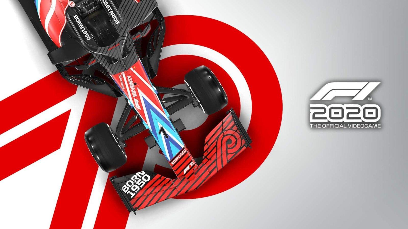 F1 2020 | Standard Edition (PC) - Steam Key - GLOBAL - 2