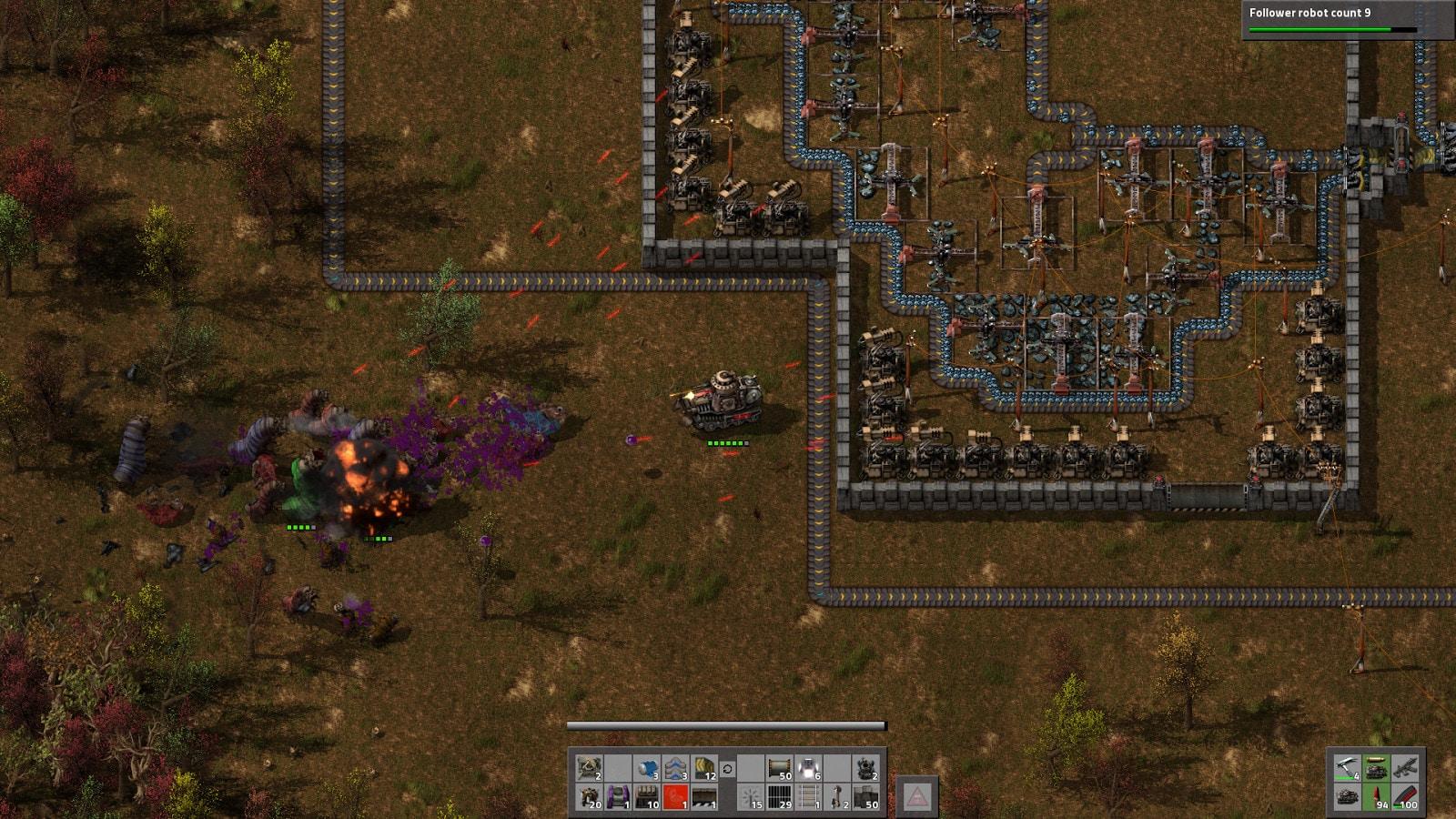 Factorio Steam Key GLOBAL - 1