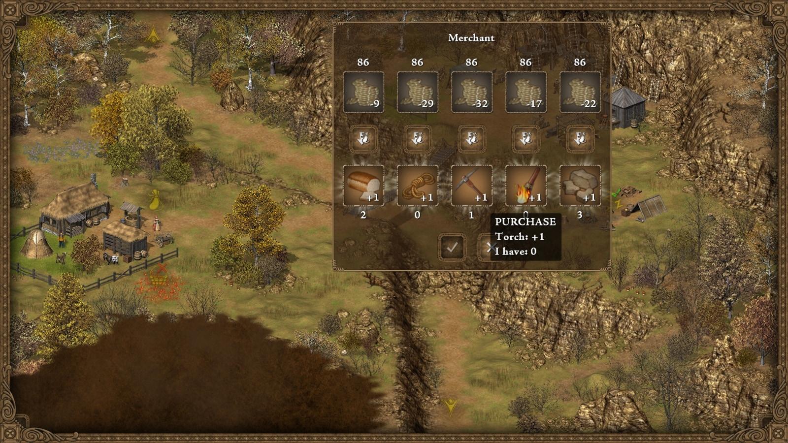 Hero of the Kingdom Steam Key GLOBAL - 3