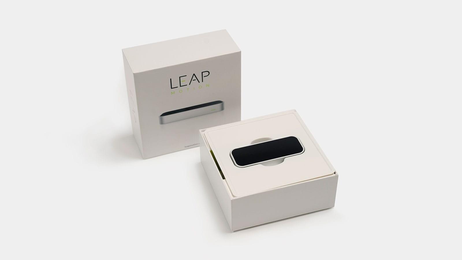 Leap Motion - 2