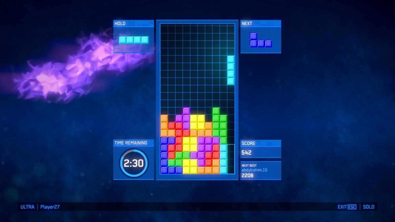 Tetris Ultimate Steam Key GLOBAL - 2