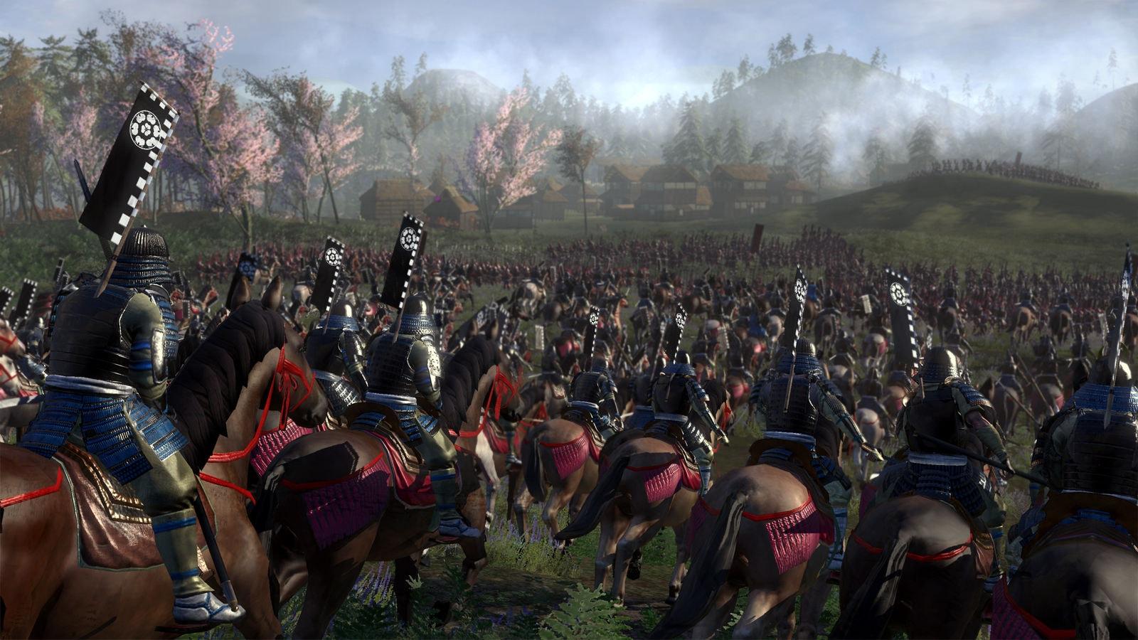 Total War: Shogun 2 Collection Steam Key GLOBAL - 3