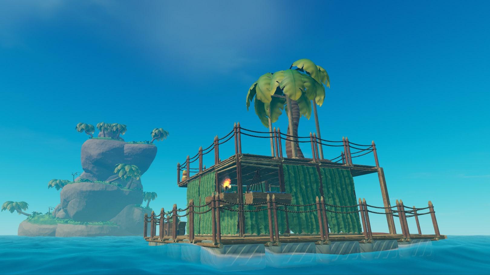 Raft (PC) - Steam Gift - GLOBAL - 2