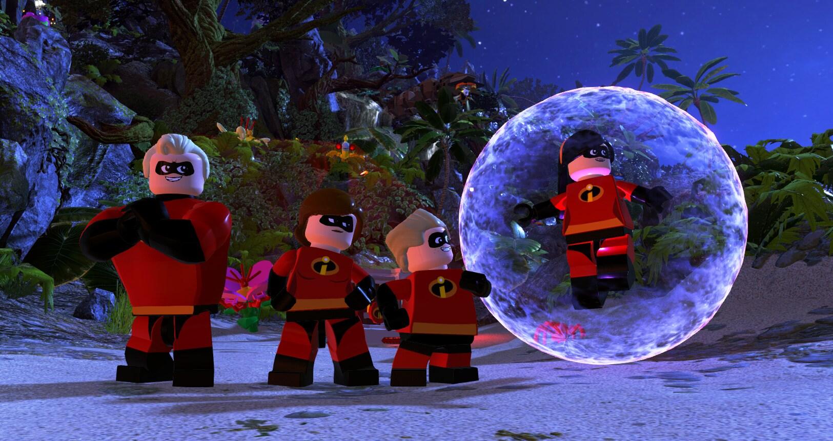 LEGO The Incredibles (Nintendo Switch) - Nintendo Key - EUROPE - 2