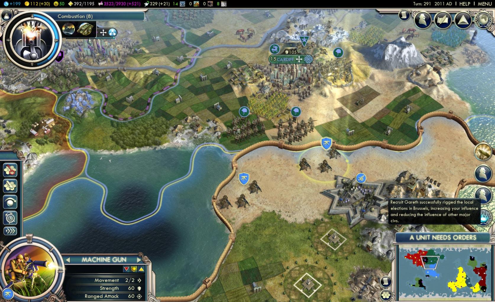 Sid Meier's Civilization V: Complete Edition Steam Key GLOBAL - 4