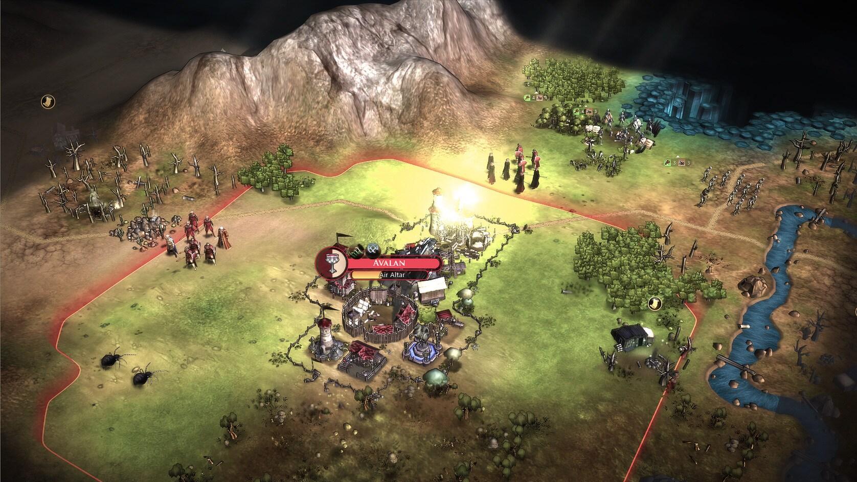 Fallen Enchantress - Legendary Heroes Steam Key GLOBAL - 3