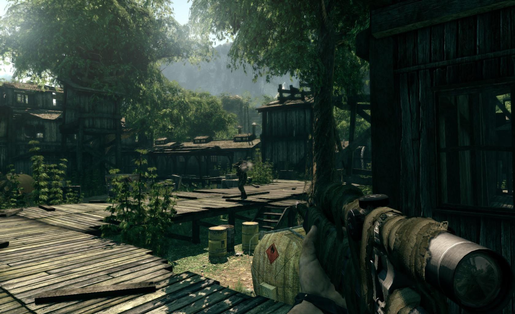 Sniper: Ghost Warrior - Gold Edition Steam Key GERMANY - 4