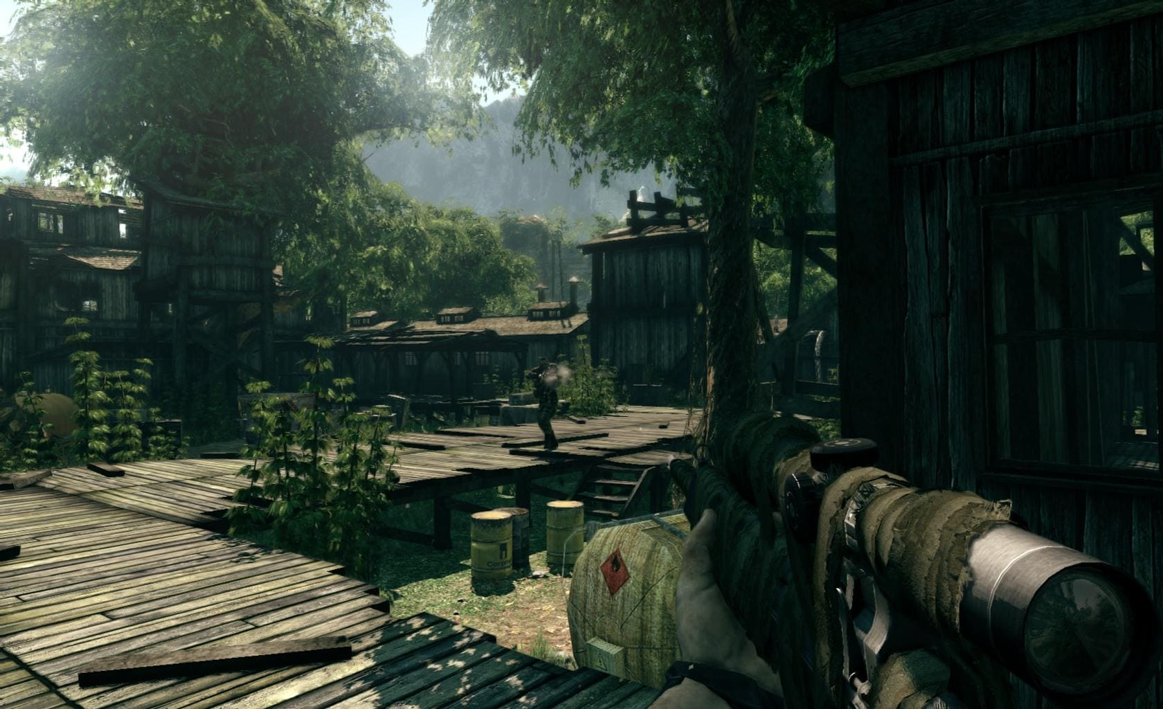 Sniper: Ghost Warrior - Gold Edition Steam Key GLOBAL - 4