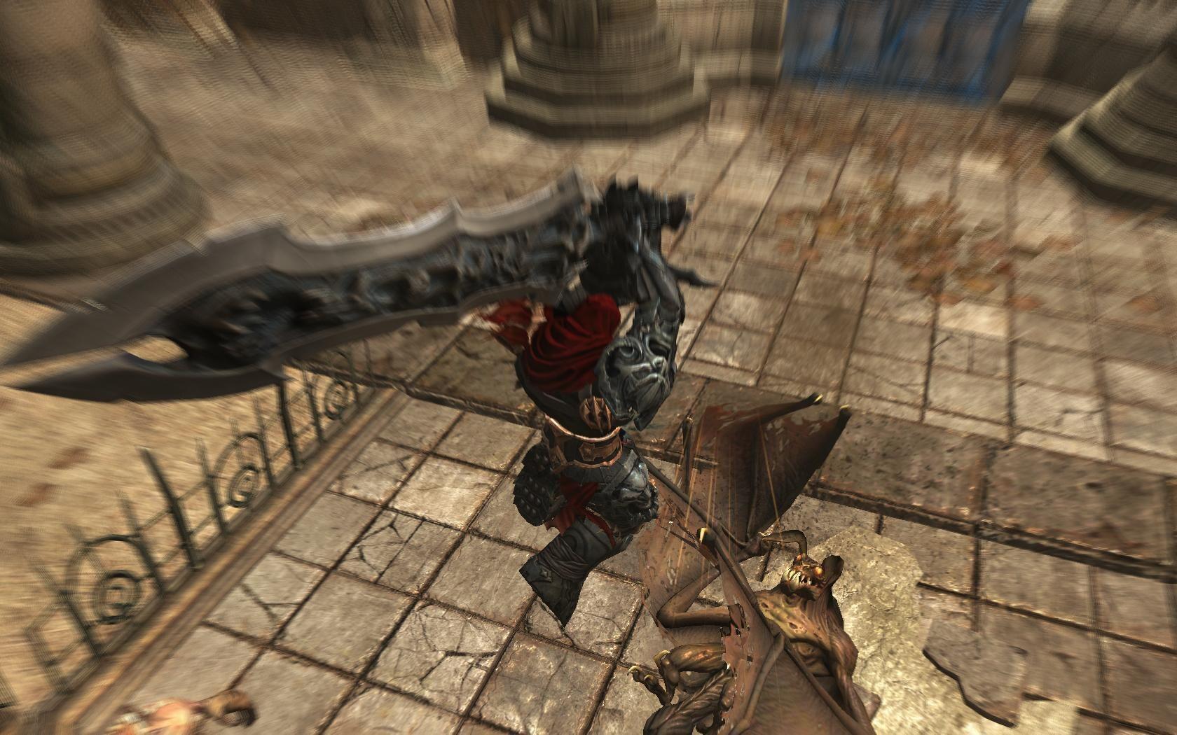 Darksiders Warmastered Edition Steam Key GLOBAL - 4