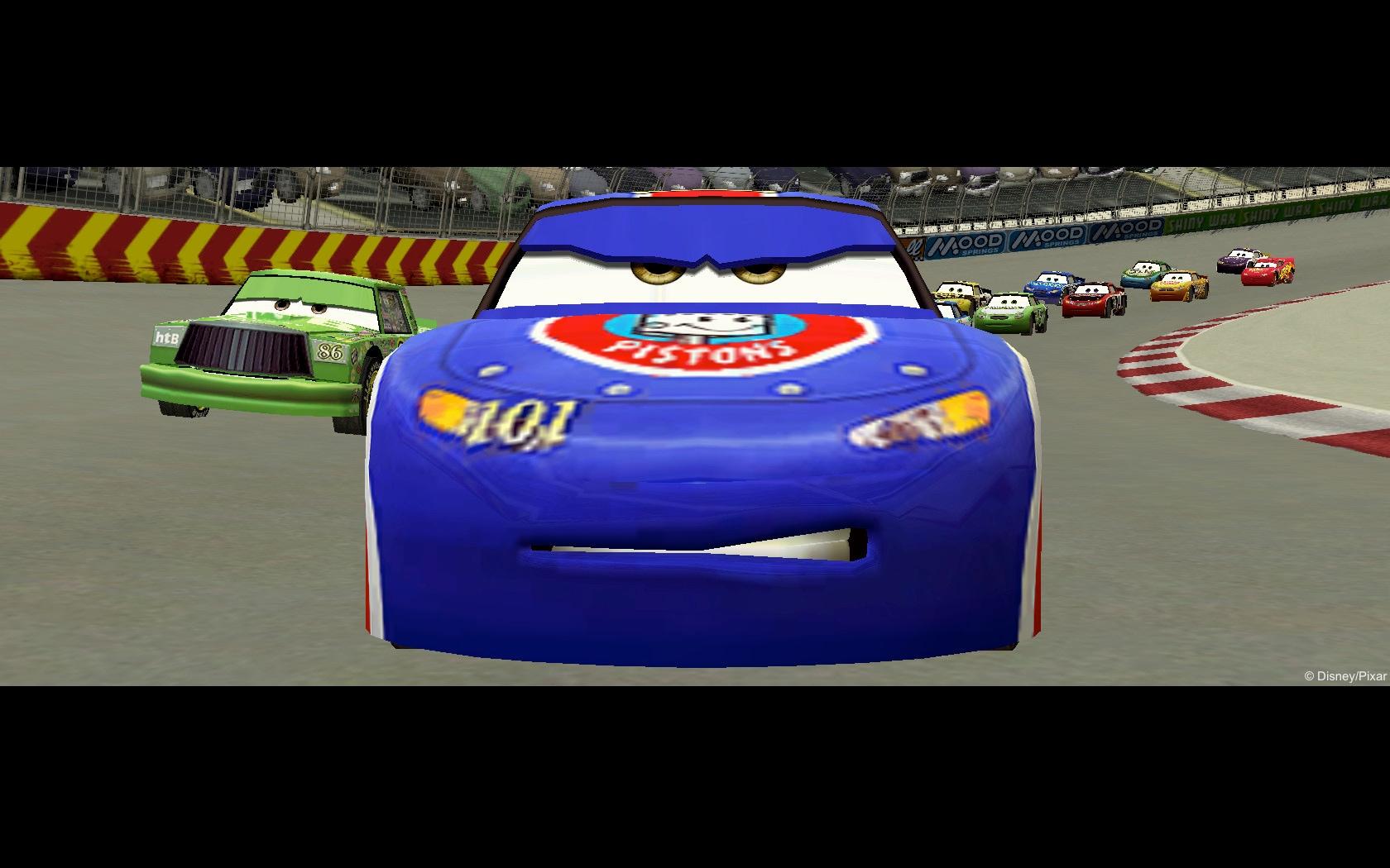 Disney Pixar Cars (PC) - Steam Key - GLOBAL - 3