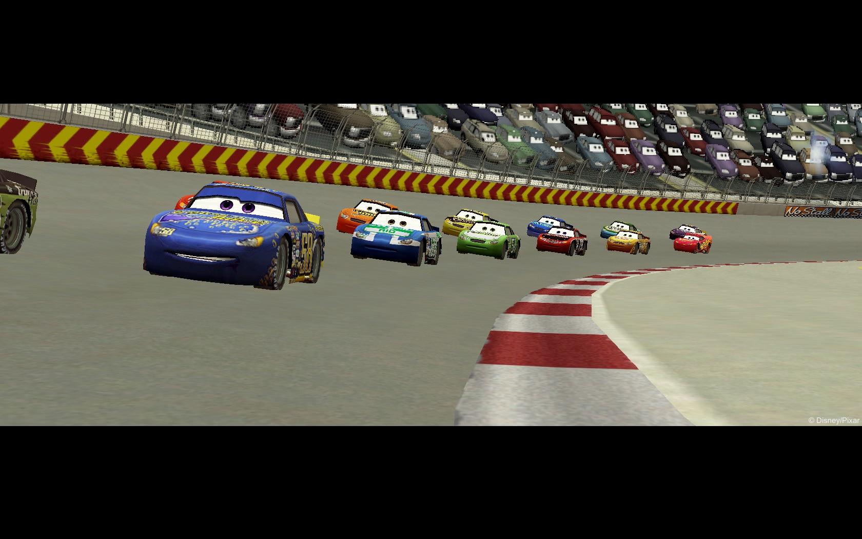 Disney Pixar Cars (PC) - Steam Key - GLOBAL - 2