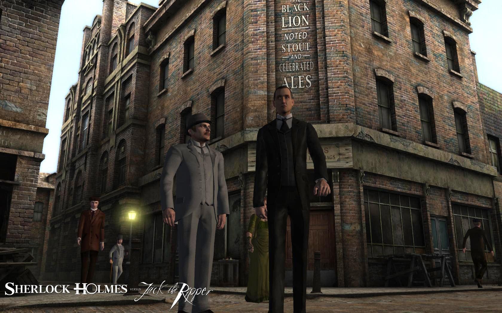 Sherlock Holmes versus Jack the Ripper Steam Key GLOBAL - 3
