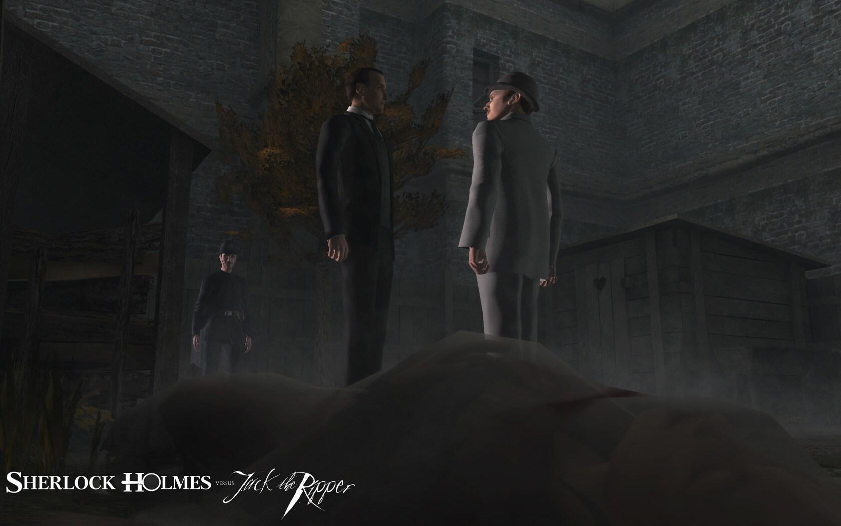 Sherlock Holmes versus Jack the Ripper Steam Key GLOBAL - 2