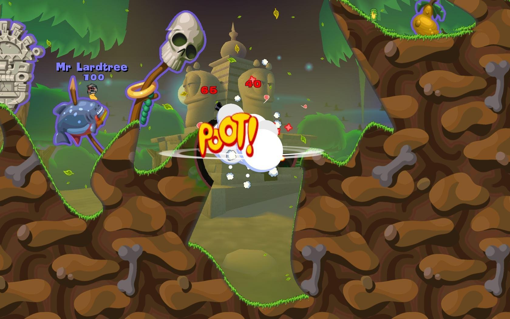 Worms Reloaded GOTY Steam Key GLOBAL - 3
