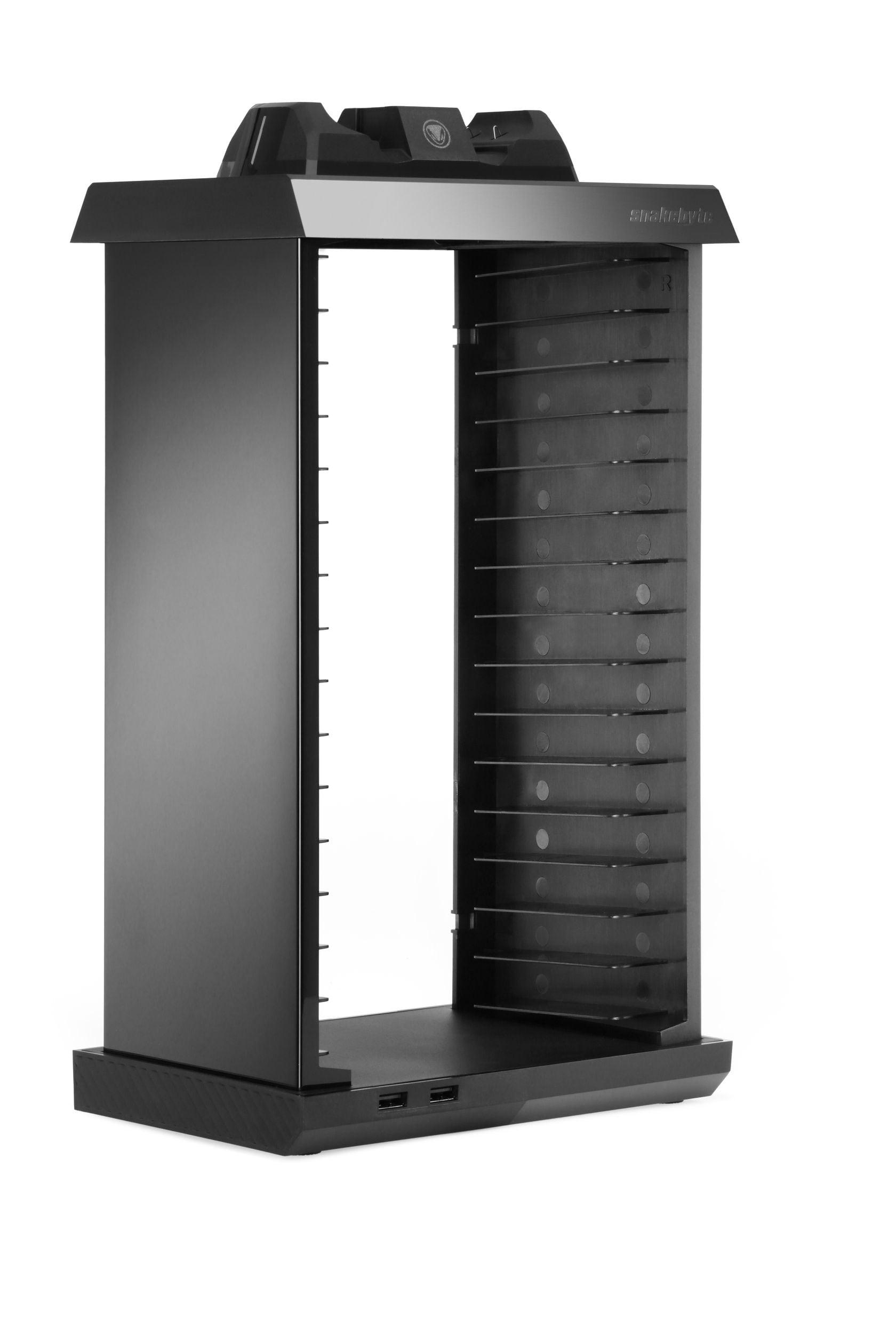 snakebyte ładowarka kontrolera Xbox One z akumulatorami CHARGE:TOWER PRO - 1