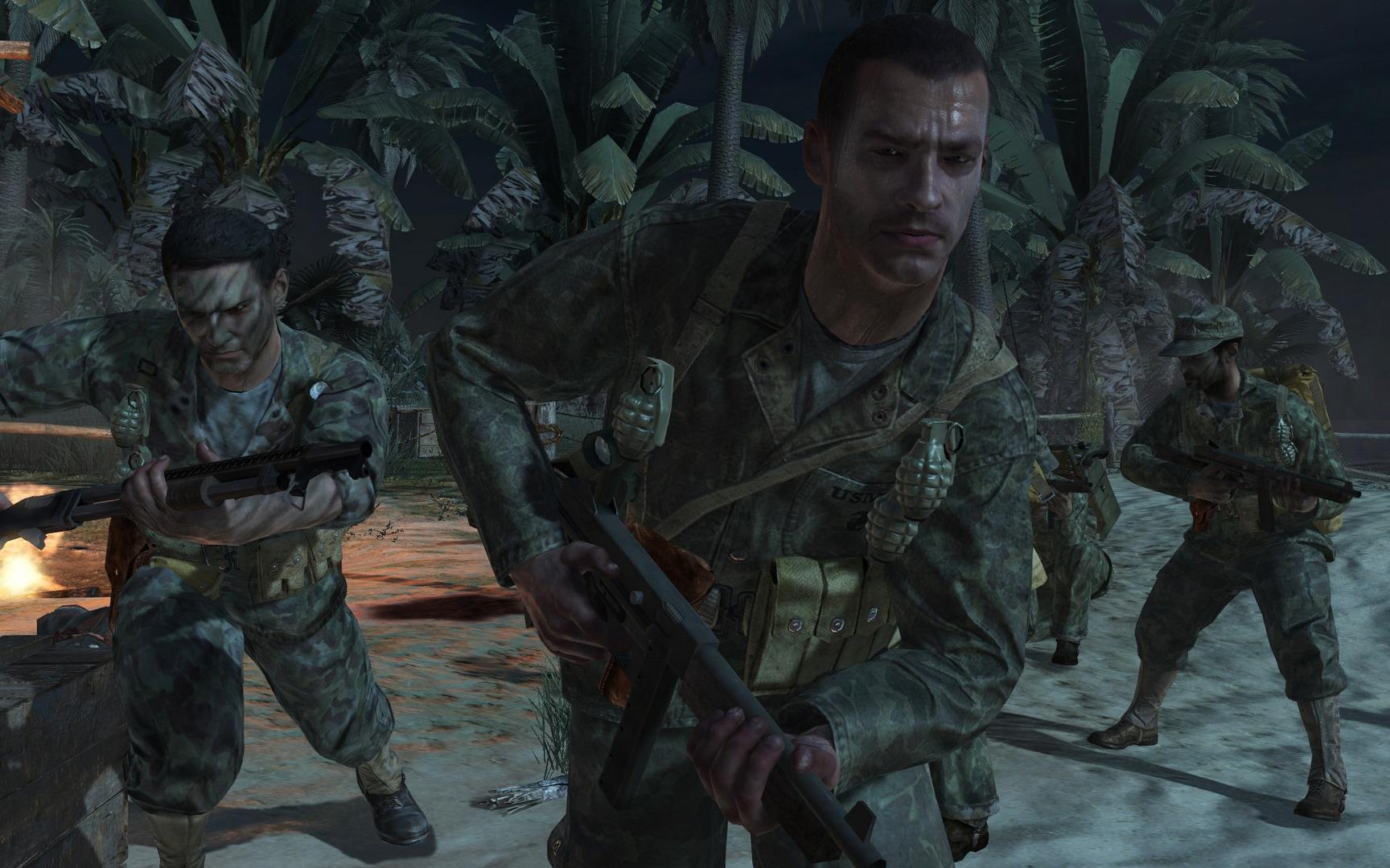 Call of Duty: World at War Steam Key GLOBAL - 3