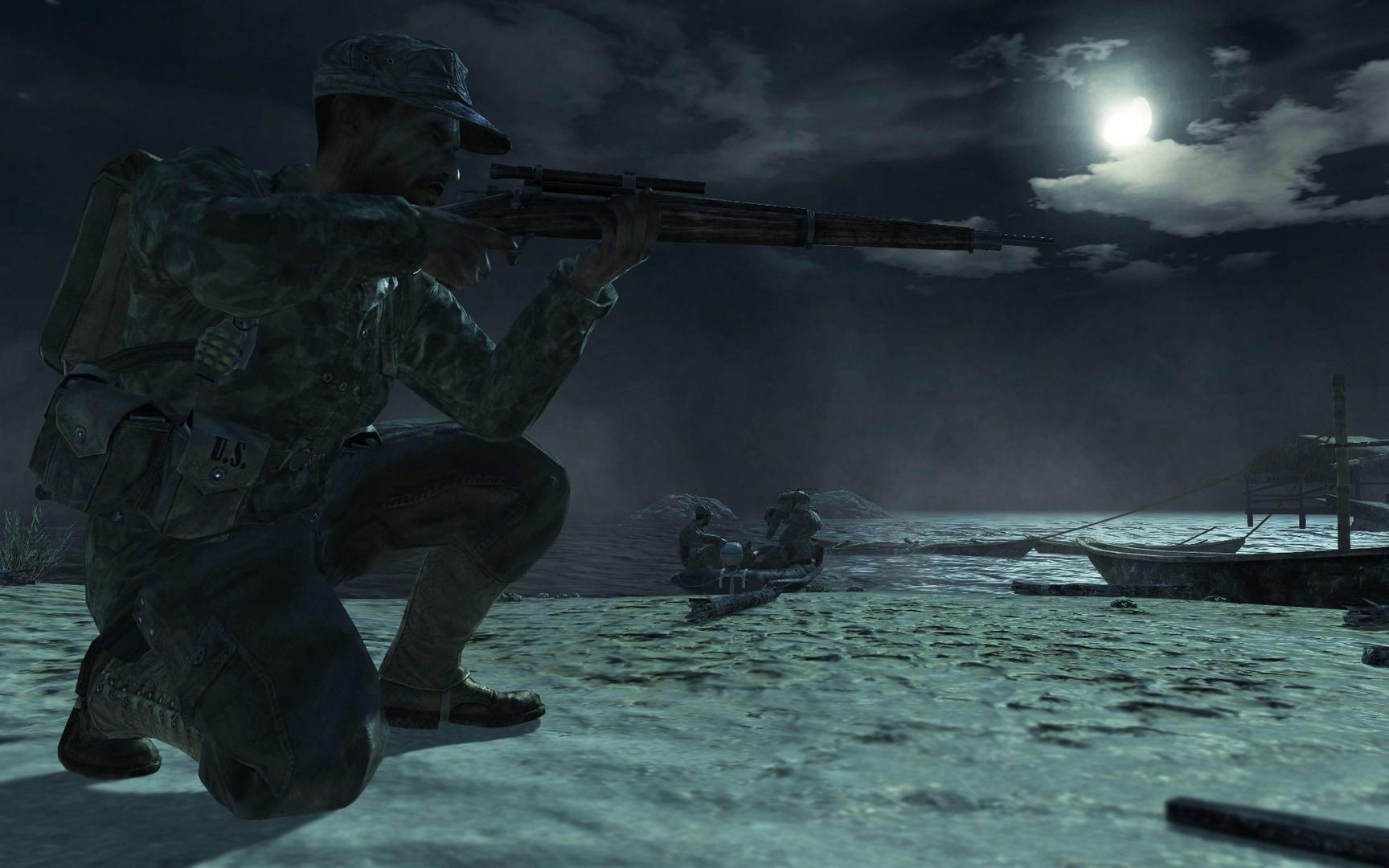 Call of Duty: World at War Steam Key GLOBAL - 4