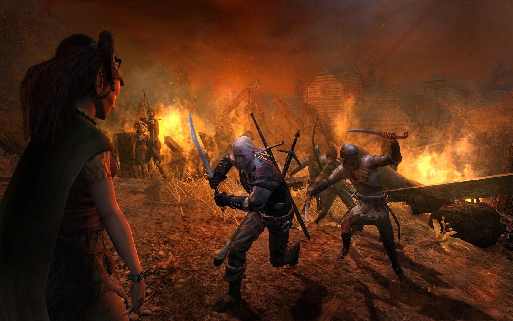 The Witcher: Enhanced Edition Director's Cut GOG.COM Key GLOBAL - 3