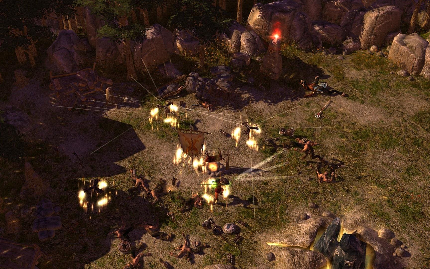 Titan Quest Anniversary Edition Steam Gift EUROPE - 3