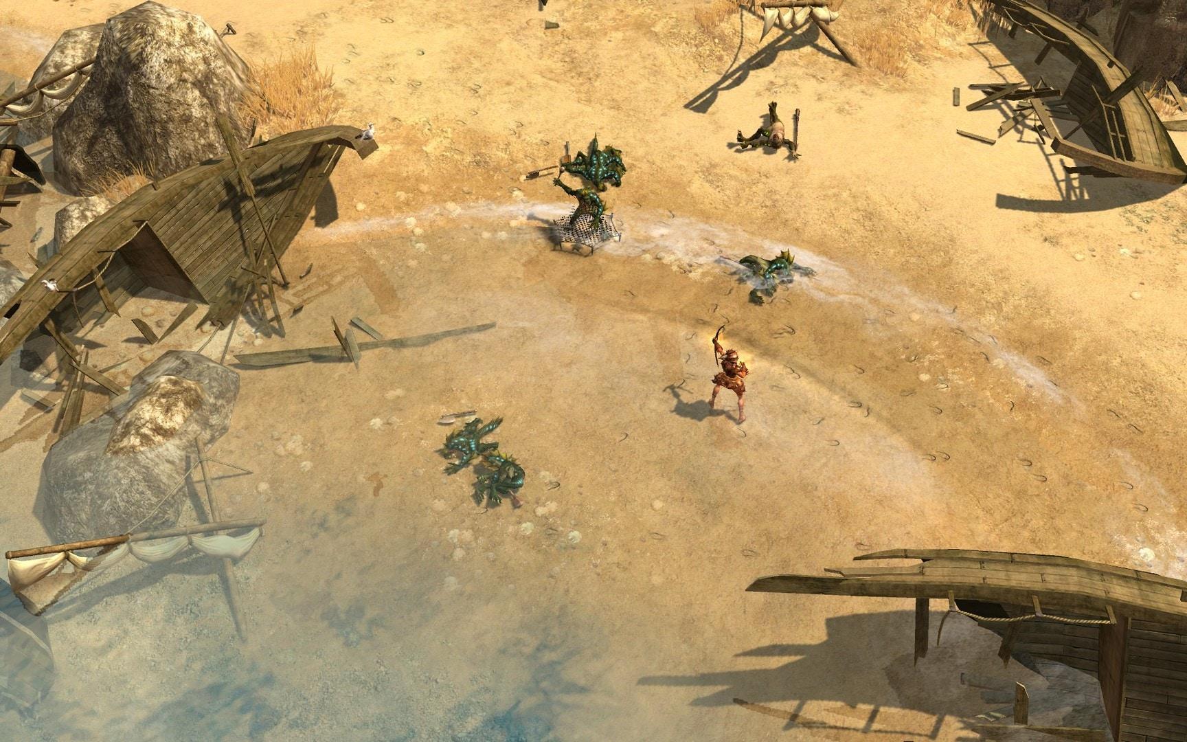 Titan Quest Anniversary Edition Steam Key GLOBAL - 3