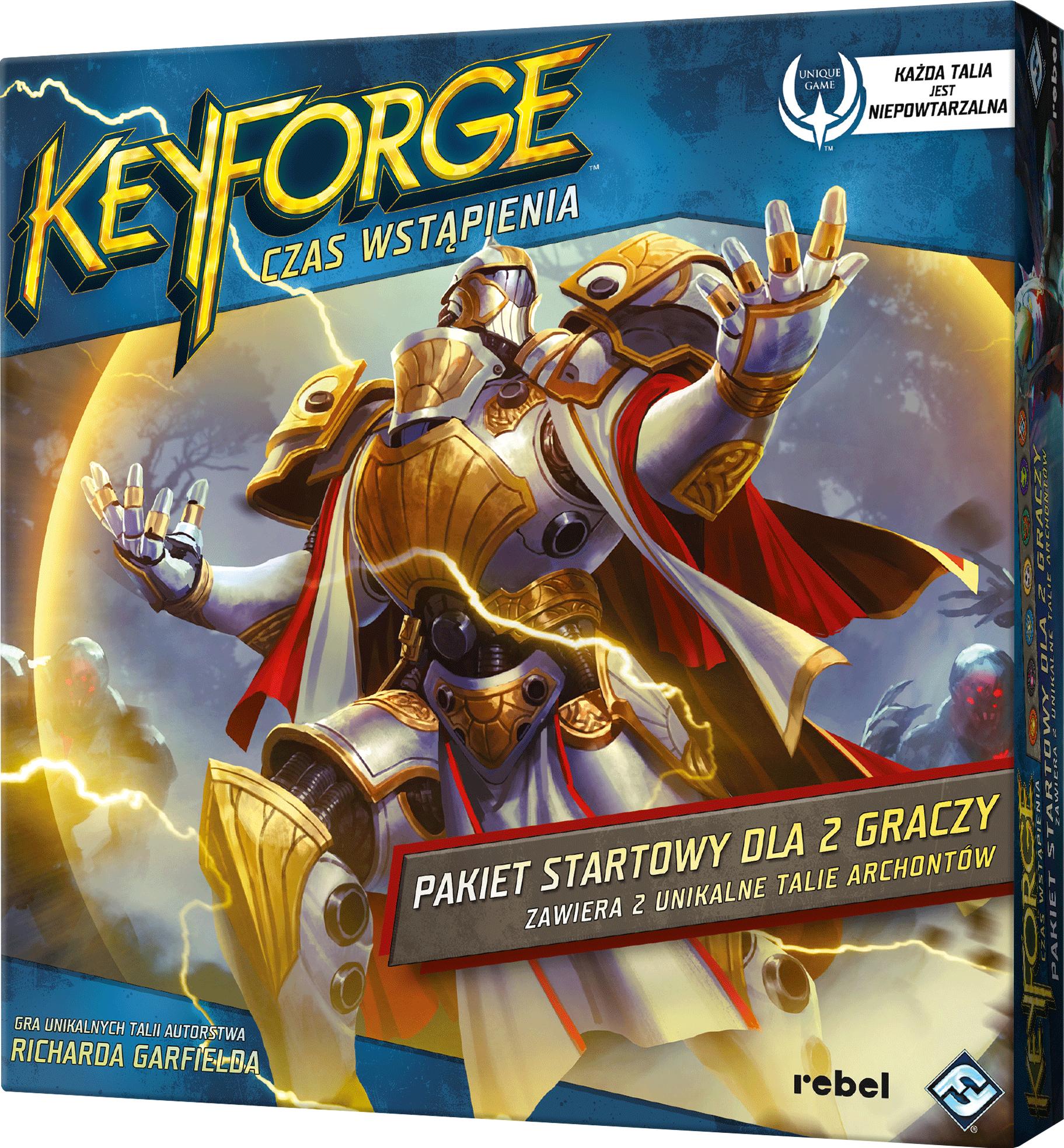 KeyForge: Czas Wstąpienia - Pakiet startowy - 1
