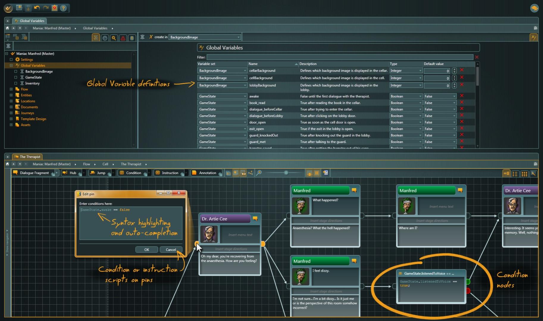 articy:draft 2 - Complete Steam Key GLOBAL - 3