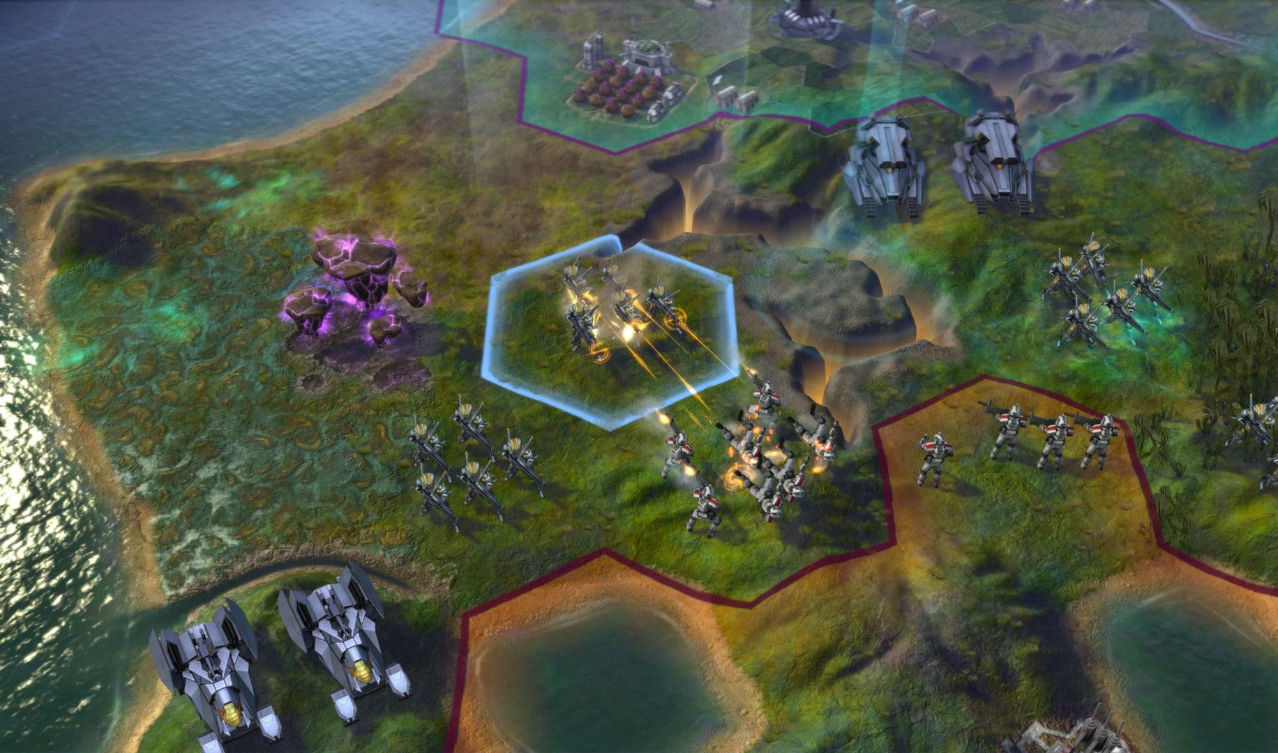 Sid Meier's Civilization: Beyond Earth (PC) - Steam Key - GLOBAL - 4