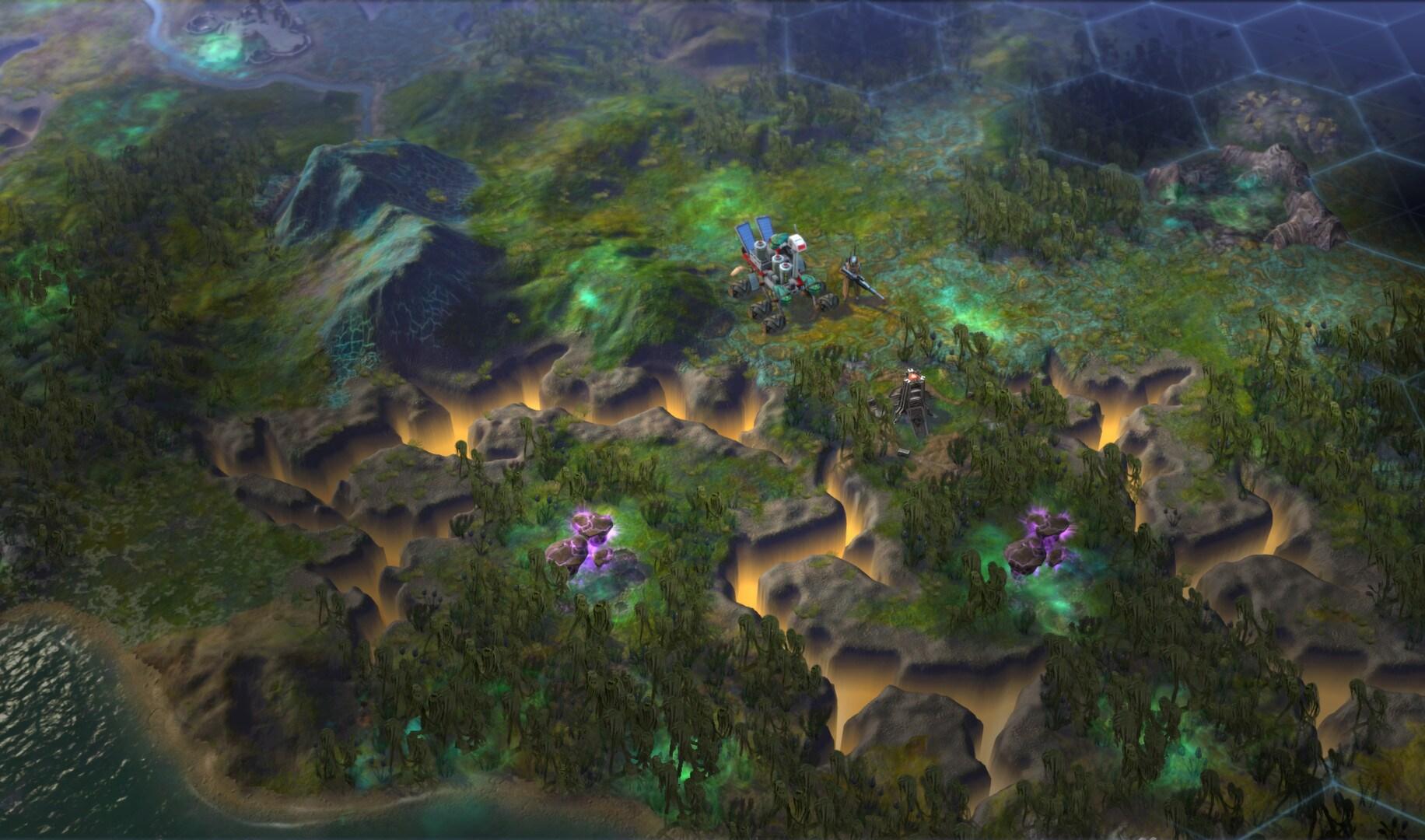 Sid Meier's Civilization: Beyond Earth (PC) - Steam Key - GLOBAL - 3