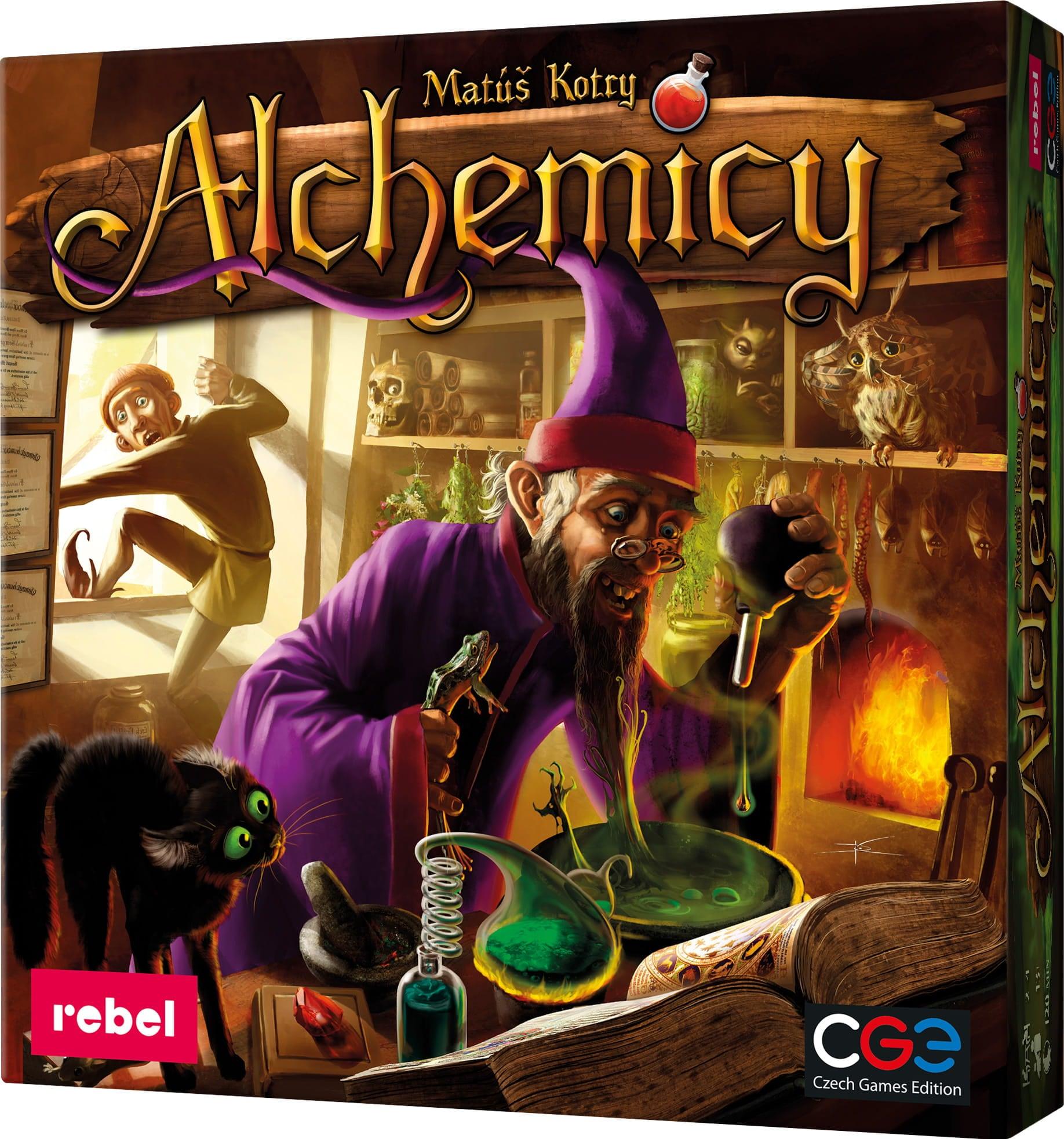 ALCHEMICY - 1