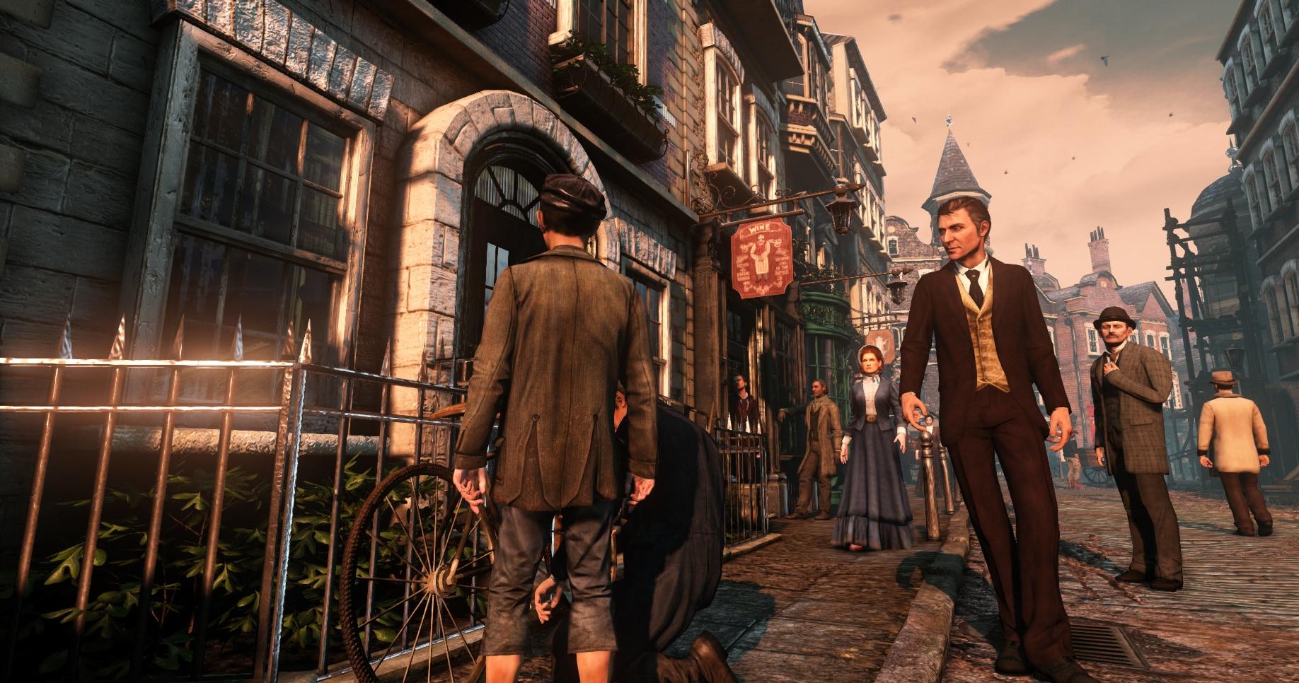 Sherlock Holmes: Crimes and Punishments Steam Key GLOBAL - 2