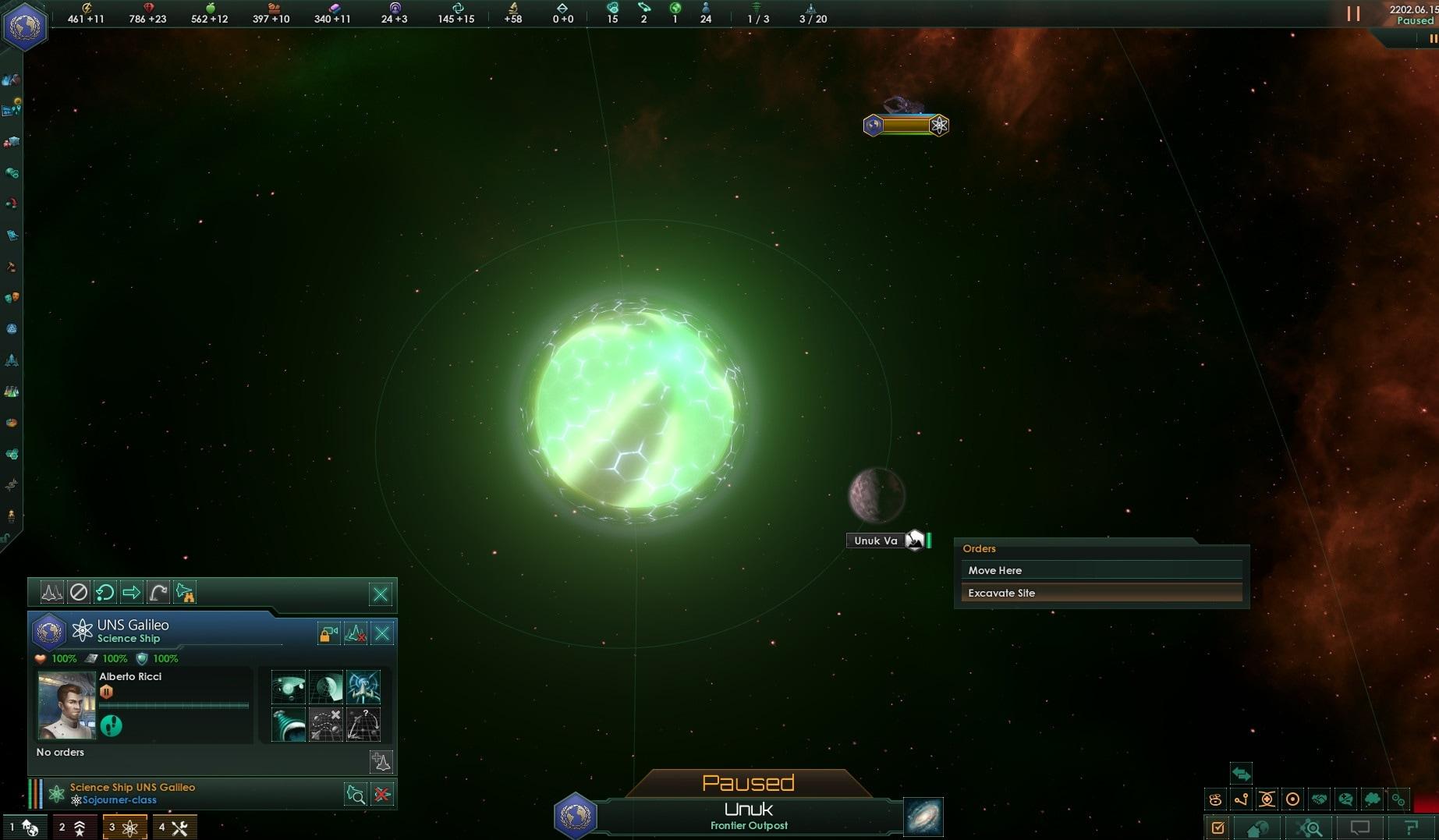 Stellaris: Ancient Relics Story Pack Steam Key GLOBAL - 3