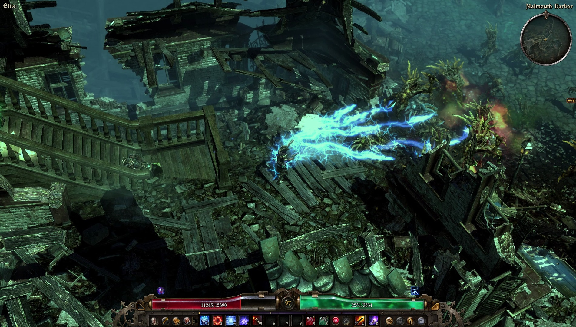 Grim Dawn - Ashes of Malmouth Expansion Steam Gift EUROPE - 3