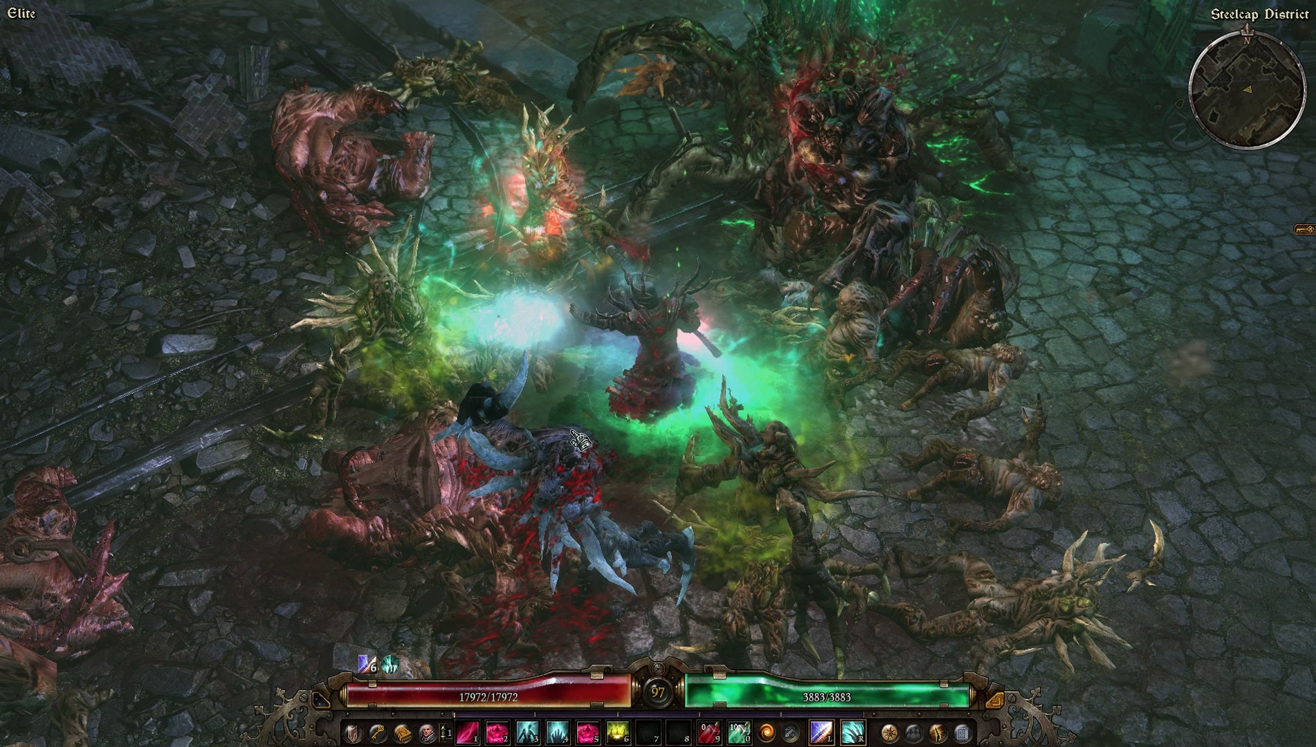 Grim Dawn - Ashes of Malmouth Expansion Steam Gift EUROPE - 4
